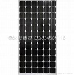 單晶多晶硅太陽能電池板