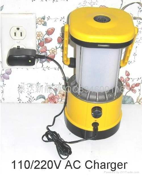 led太阳能手提灯 2