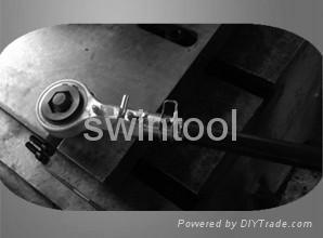 氣壓設備universal ratchets棘輪扳手455Nm 扭力可通用Bilz 棘輪 1