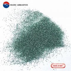 Green Silicon Carbide For Blasting Titanium Alloy