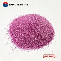 粉色電熔氧化鋁砂