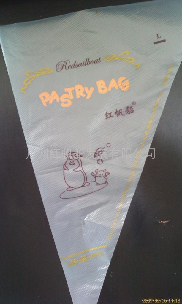 A级塑料挤花袋 1