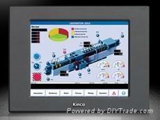 步科触摸屏MT4500T人机界面