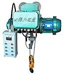 北京鋼絲繩電動葫蘆