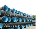 雙壁波紋管HDPE波紋管鑄鐵井蓋
