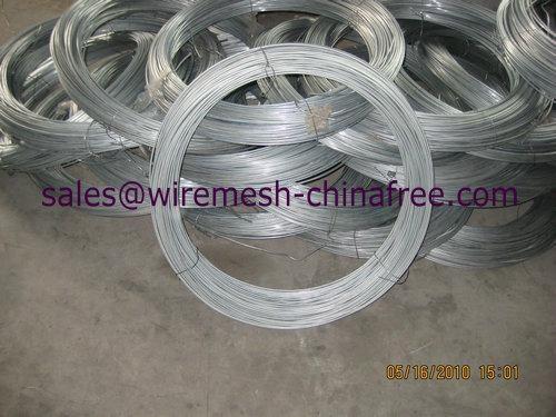 galvanized iron wire 1