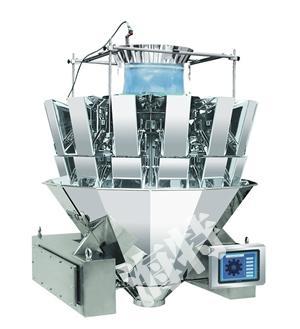 海特标准14头电脑组合秤 1
