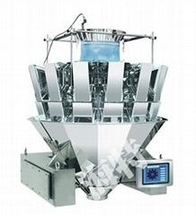 海特标准14头电脑组合秤