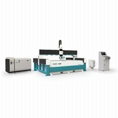 AB 5軸瓷磚水射流切割機