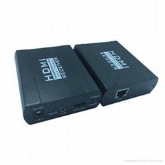 HDMI120米网线延长器
