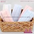 Bamboo fiber untwisted yarn towel set of three 130*70cm 72*33cm 33*33cm 4
