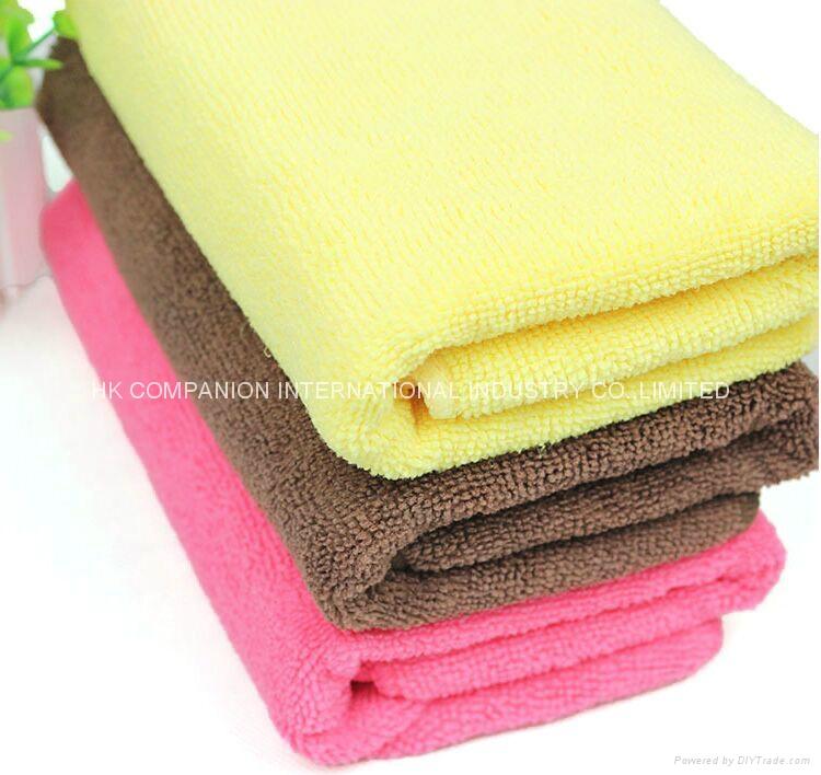 multi-purpose microfiber clean car towels  75x35cm 3