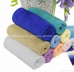 多用途超細纖維擦車毛巾75x35cm
