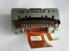 富士通帶切刀熱敏打印頭FTP628MCL401   FTP628MCL354