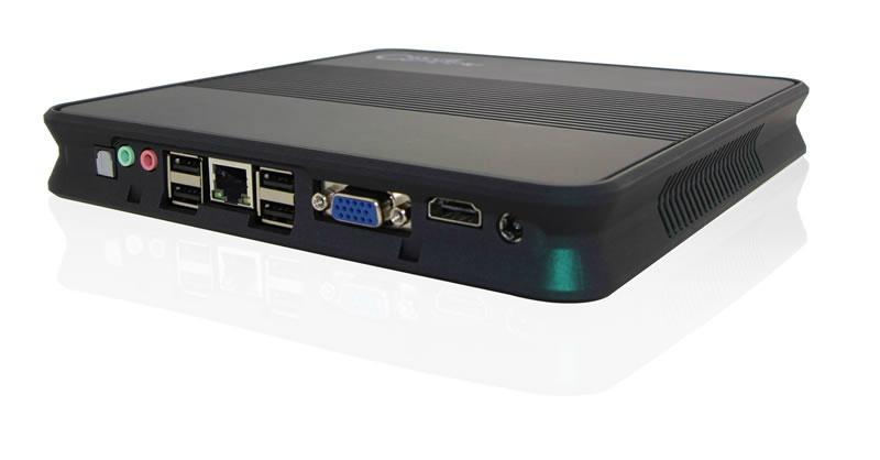 高清網絡廣告機播放盒D2400 1