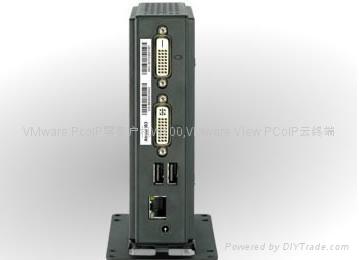 VMware View PCoIP云終端W100 1