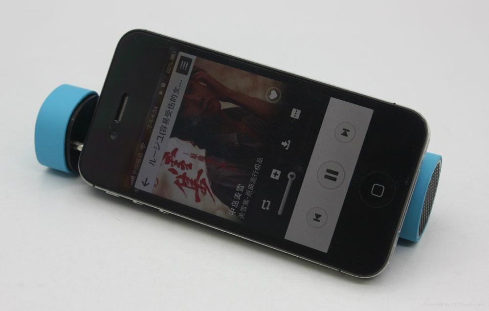 Portable Power Bank + Speaker 2