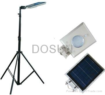 压铸铝一体化太阳能路灯 2