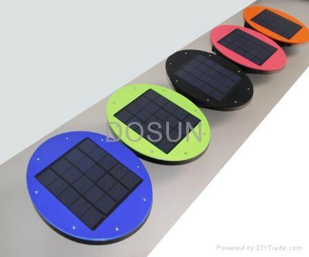 Solar Sensor Wall Light 1