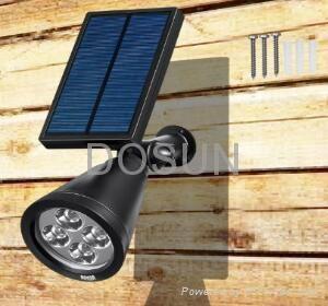 太阳能LED射灯 3