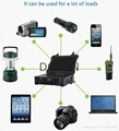 Multifunction Portable Solar Energy Supply System(150W) 1