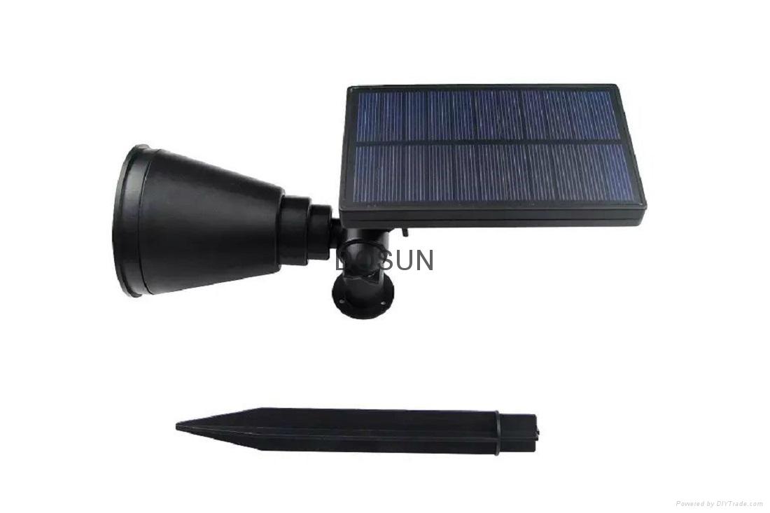 太阳能LED射灯 5