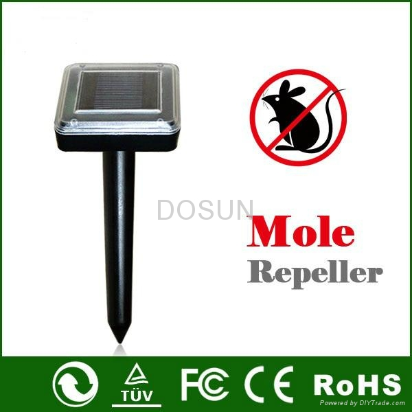 Solar Rodent Repeller 1