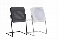 Collapsible Solar Table Lamp