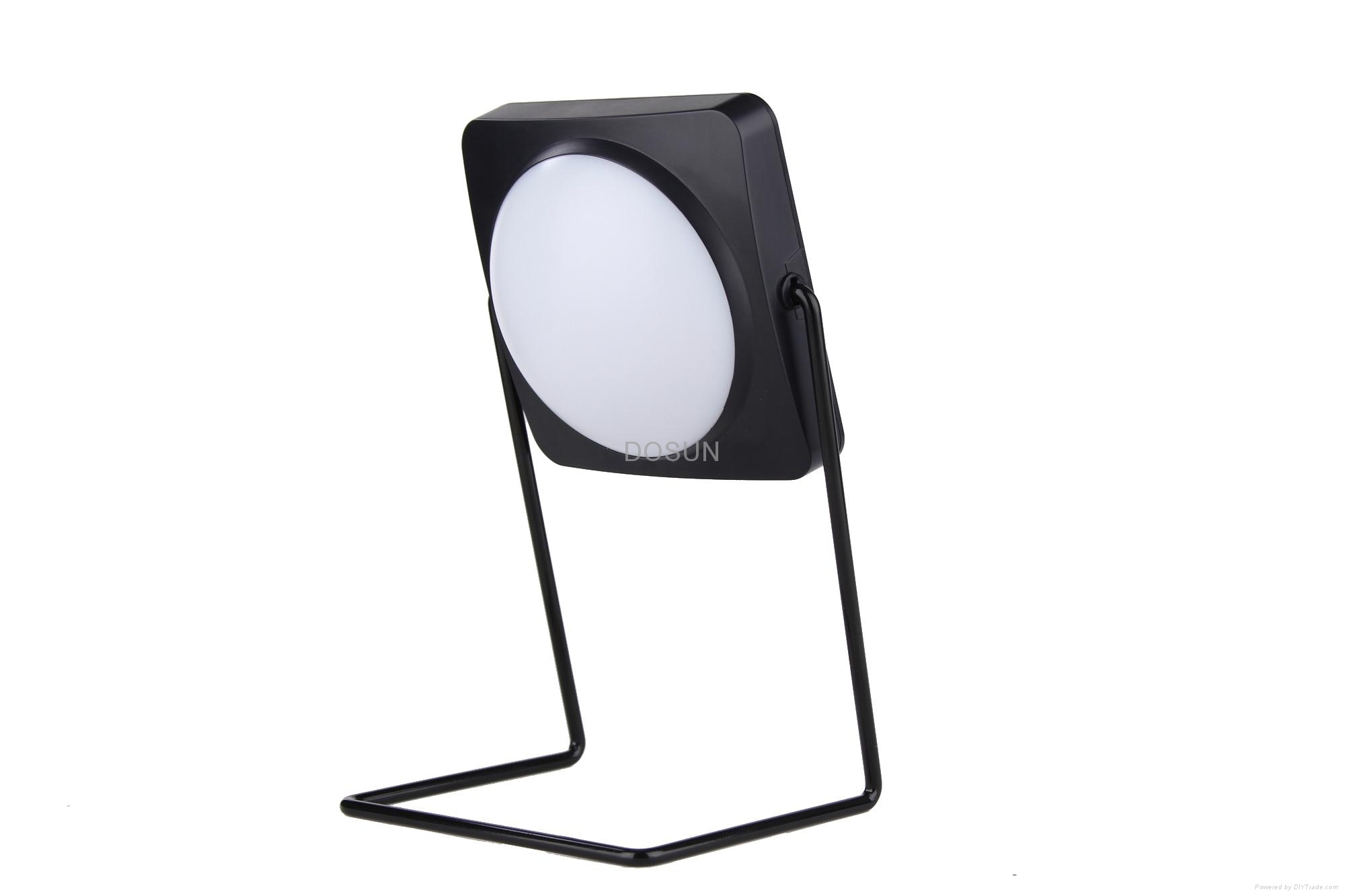 Collapsible Solar Table Lamp 5