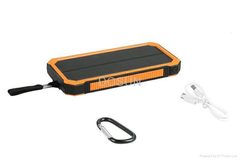 Portable Power Bank + Speaker 1