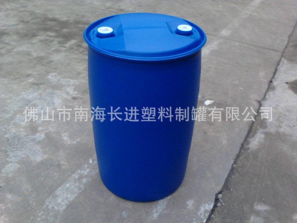 200L藍色塑料桶 4