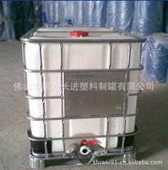Production and sales IBC liters barrel tonnage barrel chemical