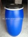 160L開口桶塗料桶鐵箍桶