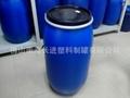 160L開口桶塗料桶鐵箍桶 2