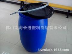 广州200L铁箍开口桶