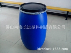 Mass production of 200L open bucket