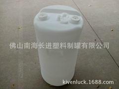 广州60L双口圆桶