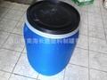廣州番禺50L鐵箍桶塗料桶 2