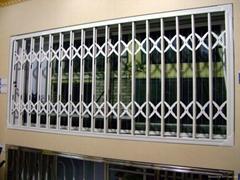 天津不鏽鋼拉閘門
