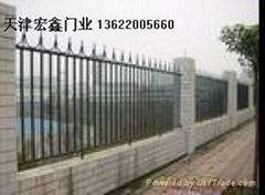 天津鐵藝圍欄