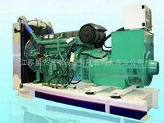 供应沃尔沃系68-600KW系列柴油发电机组