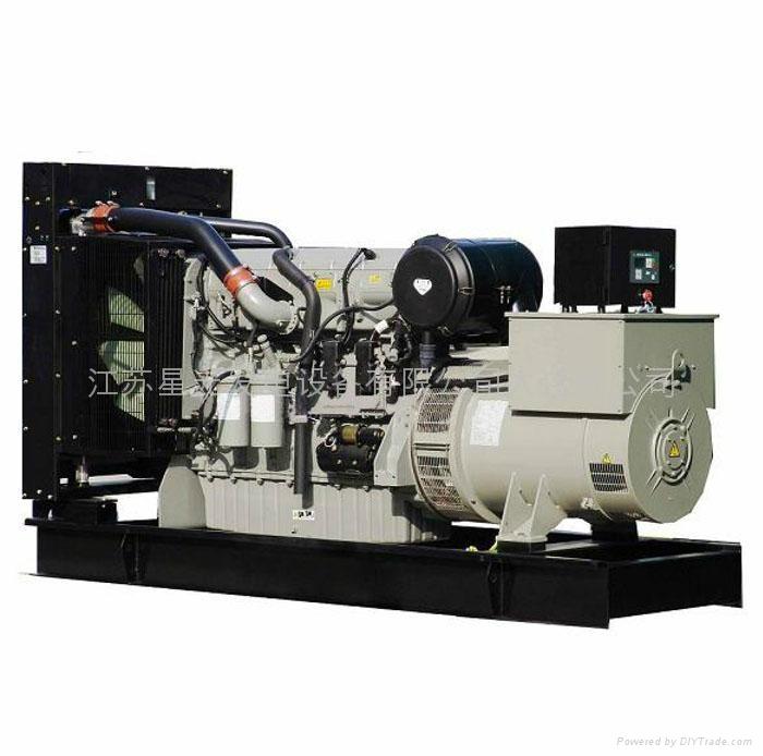 供应帕金斯24-1800KW系列柴油发电机组 1