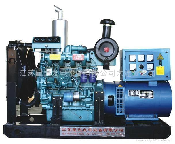 供应里卡多24-630KW系列柴油发电机组 1