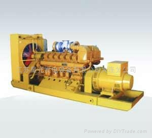 供应济柴600-2000KW系列柴油发电机组 1