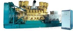 供应济柴600-2000KW系列柴油发电机组 3
