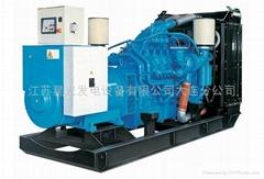 供应奔驰520-2400KW系列柴油发电机组