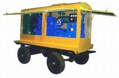 大連牽引柴油發電機組