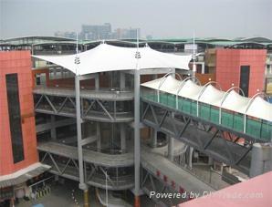 安徽通道走廊膜结构 1
