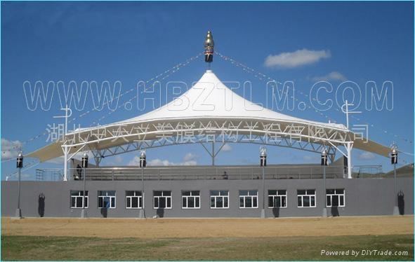 重庆景观膜结构 5