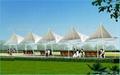 天津景观膜结构 2